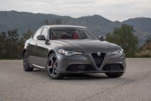 Alfa Romeo Gilia 2017 Alfa Romeo Giulia 2 0 Test Two Outta Three
