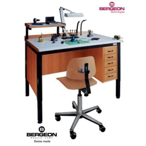 watchmaker bench swisstime bergeon the watchmaker s environment