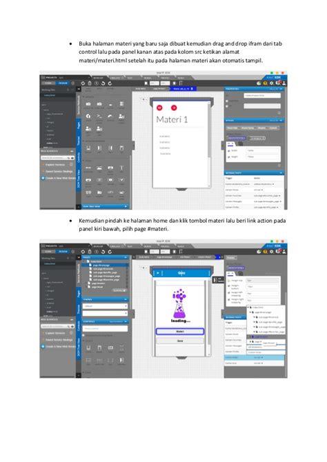cara membuat game android dengan intel xdk membuat aplikasi quiz android dengan intel xdk