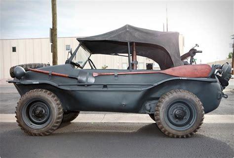 1943 Ww2 Vw Schwimmwagen For Sale