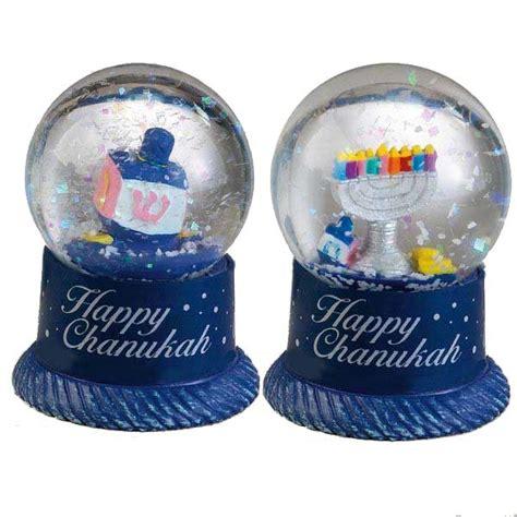 Gifts For Everyone Hanukkah Must Haves by Hanukkah Water Globe Hanukkah Gift Ideas