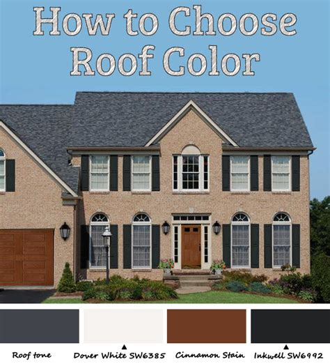 how to pick a lshade how to pick roof color let hue bias be your guide