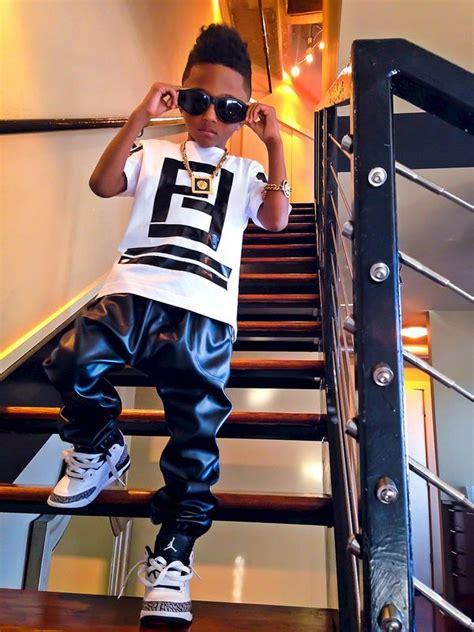 Rich Boys quot fashion fiend quot inspired white black rich boys