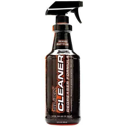 Slick Cleaner Degreaser 32oz dirt bike slick offroad wash ready to use cleaner