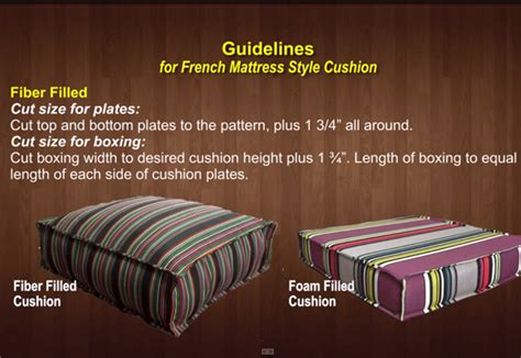how to make cushions for outdoor furniture easy diy outdoor cushion covers diy