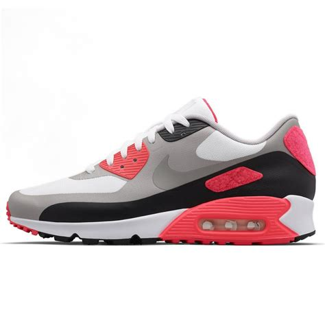 Nike Airmax90 For nike air max 90 v sp quot patch quot white cool grey infrared