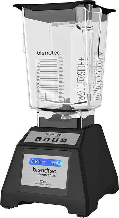 Blender Ez Blend blendtec ez 600 64 oz commercial food blender 3 hp