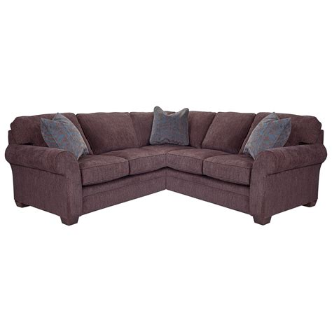 broyhill zachary sofa broyhill furniture zachary sectional sofa with laf corner