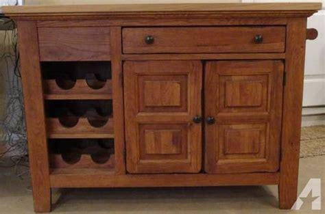 broyhill attic heirloom kitchen island for sale in latrobe