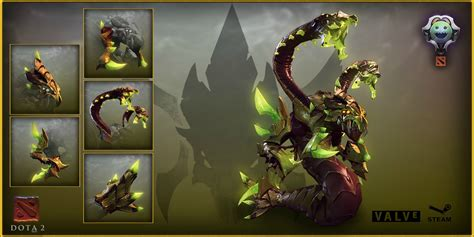 dota 2 venomancer wallpaper venomancer dota 2 wallpaper