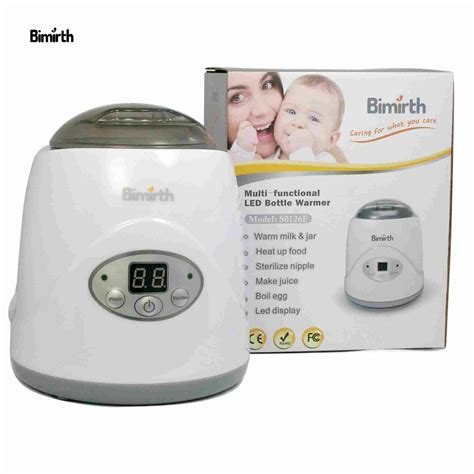 Baby Safe Milk And Warmer T1310 7 bimirth safe bpa free constant heating multifunctional practical milk heater portable baby