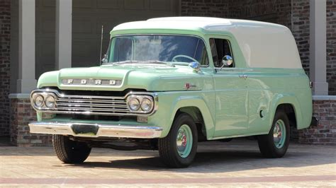 59 ford panel truck 1959 ford f100 panel truck f128 kissimmee 2017
