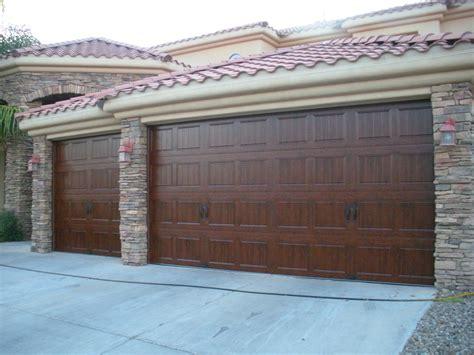 designer garage doors residential exles ideas