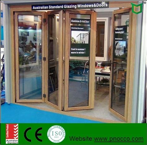 bi fold patio doors for sale accordion aluminum glass patio exterior bi folding doors