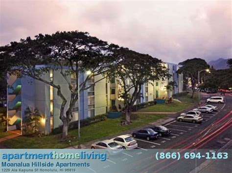 Appartments In Hawaii by Moanalua Hillside Apartments Honolulu Apartments For