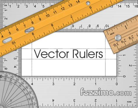 printable geometric ruler free vector ruler triangle protractor fuzzimo