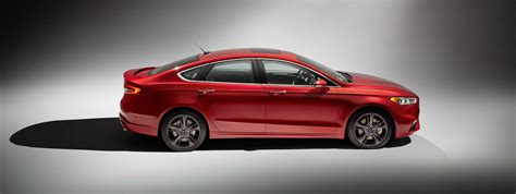 2020 The Ford Fusion 2020 ford fusion redesign cancelled declining sales are