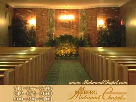 nieberg midwood chapel funeral homes directors