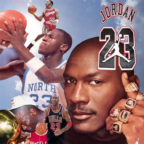 michael jordan biography free download michael jordan portrait famous basketball player auto