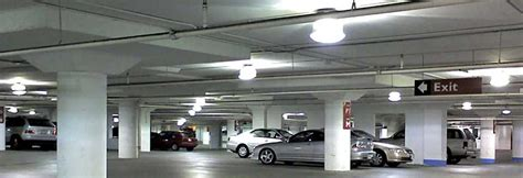Parking Garage Lighting by Radiant Solutions