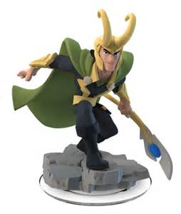 Loki Infinity Loki And Falcon Figures For Quot Disney Infinity Quot
