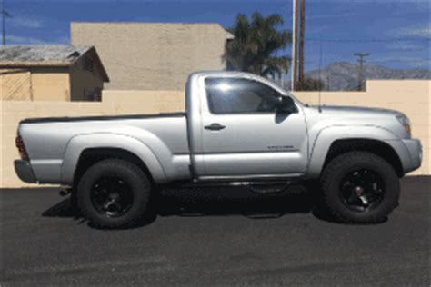 2007 Toyota Tacoma Leveling Kit Ams Suspensions Customers Vehicles