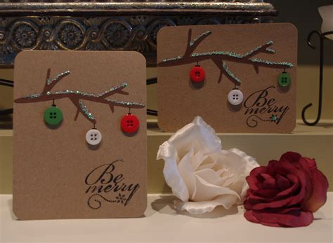 Creative Ls Handmade - creative quot try quot als be merry card