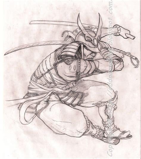 tattoo design samurai by oddnamae on deviantart