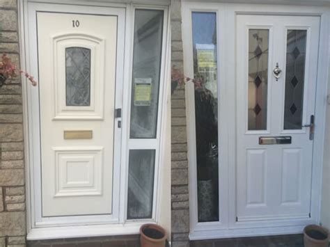 White Composite Front Doors Warm And Secure With A Composite Door Falcon Installations