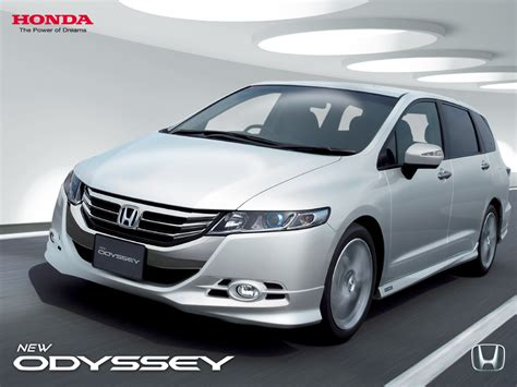 All New Honda Odyssey Glen Honda Mobil