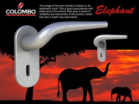 designboom elephant elephant door handle designboom com
