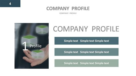 Company Profile Powerpoint Presentation Template By Powerpoint Company Profile
