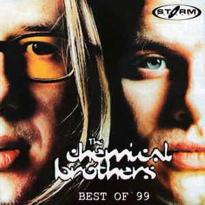 chemical brothers best of the chemical brothers best of 99 cd compilation