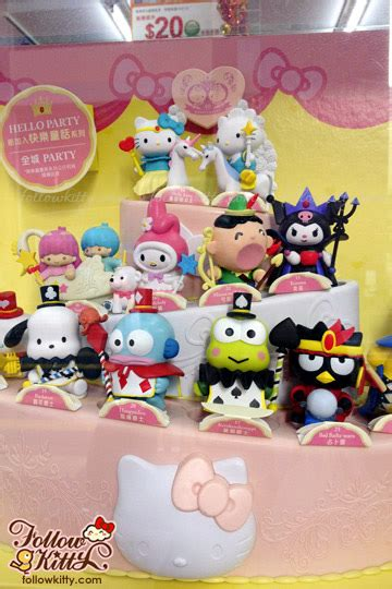 Boneka Hello Tales Set Of 7 Limited Official Mcdonald hong kong 7 11 hello phase 2 quot happy tale quot set follow around the worldfollow