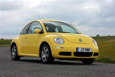 mini volkswagen beetle test mini hatchback vs volkswagen beetle parkers