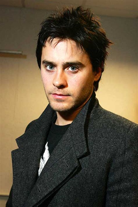 Jared Leto Hairstyles by 15 Spiky Hair Mens Hairstyles 2018
