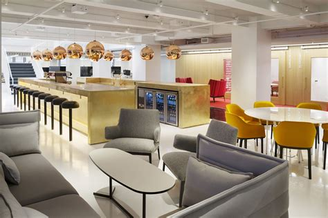 Office In Nyc Take A Tour Of Glg S Awesome Headquarters In New York City
