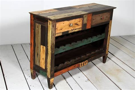 upcycled wine rack upcycled wine rack sideboard by tree