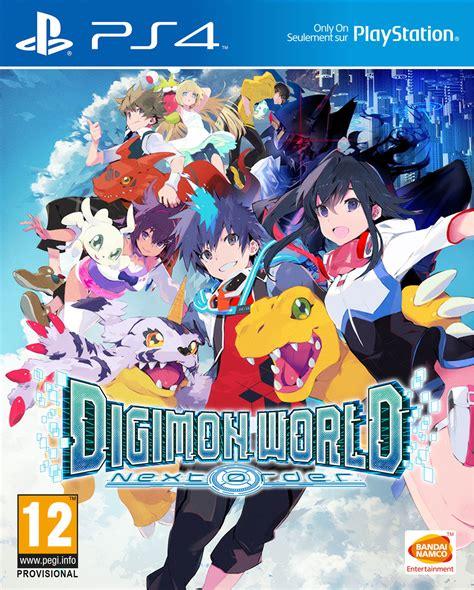 Kaset Ps4 Digimon World Next Order digimon world next order toda la informaci 243 n ps4 psvita vandal