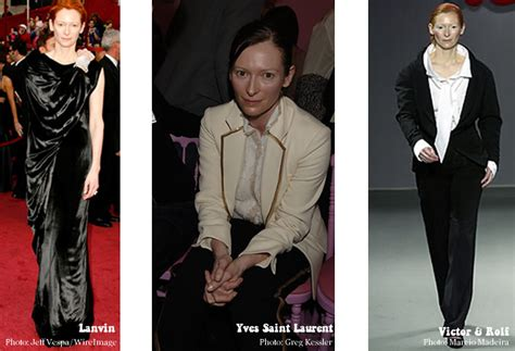 Do You A Fashion Icon by 40 Style Icon Tilda Swinton Looking Gorgeous In Lanvin