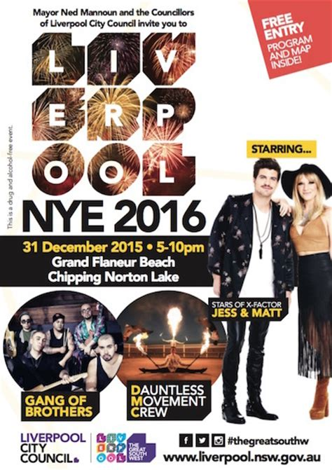 new year events liverpool liverpool new year s 2016 free family event sydney