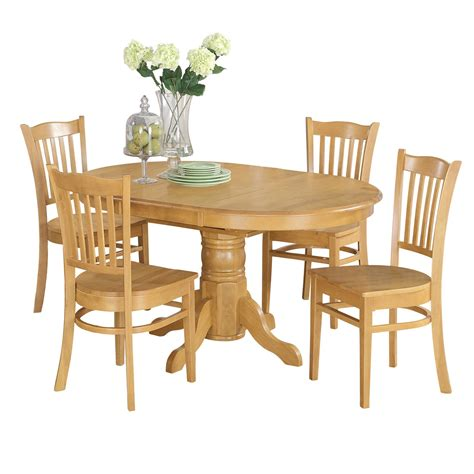 oak dining room table chairs dining room furniture set table chairs free shipping