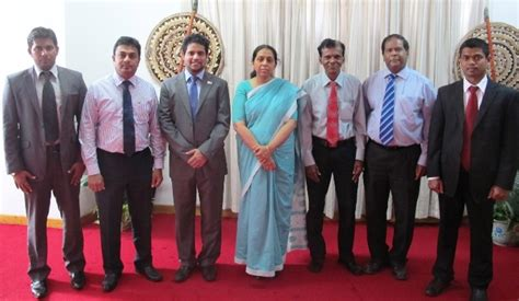 Mba In Qatar by Overseas Of Ca Sri Lanka Concludes