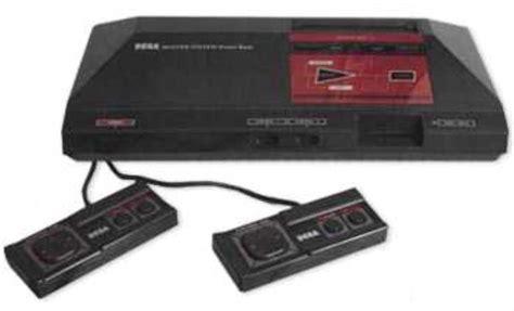 sega console unit20 computer platform technologies consoles