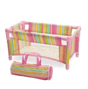 buy baby alive crib friendship dolls hailey hula in