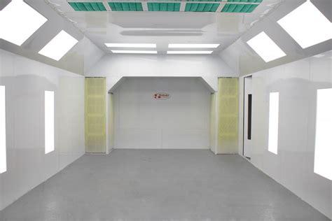 beleuchtung lackierkabine paint booths