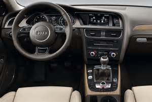 Audi A4 2015 Interior 2015 Audi A4 Review And Changes Price Release Date Spec