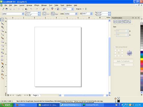 corel draw x4 remo xp cara pintar design coreldraw mungkast