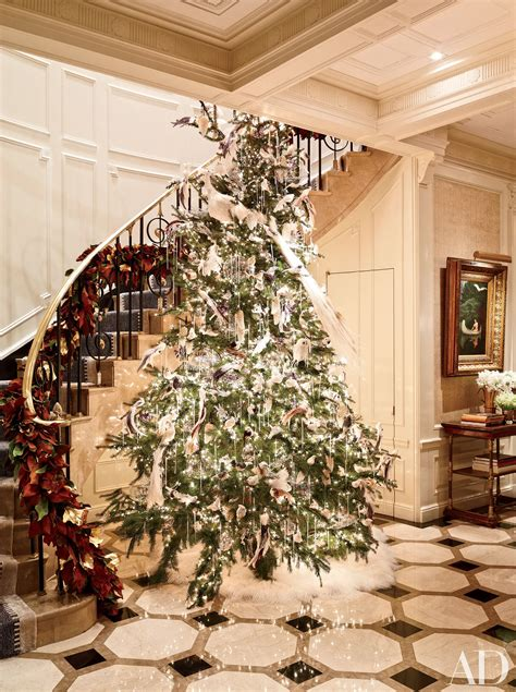 christmas trees fresh architectural digest