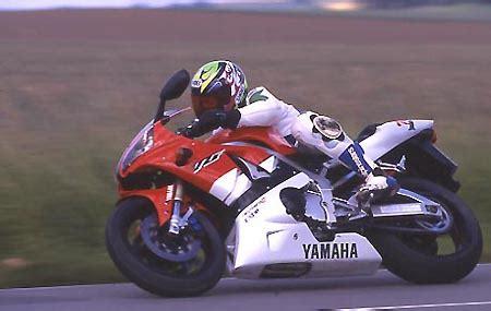 Schnellste 600er Motorrad by Honda Cbr900rr Fahrbericht 1999 Winni Scheibe